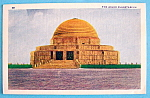 Click to view larger image of The Adler Planetarium Postcard (Chicago World's Fair) (Image1)
