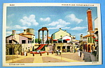 Italian Village Postcard (Chicago World's Fair)