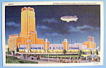 General Motors Building Postcard (Century Of Progress)