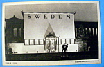 Swedish Pavilion Postcard (Chicago World's Fair)