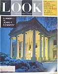 Look Magazine - Dec 31, 1963 - In Memory of Kennedy