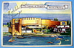 Postcard of Electrical Building (Chicago World's Fair)