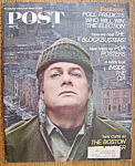 Saturday Evening Post March 23, 1968 Tony Curtis