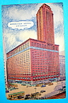 1933 Century of Progress, Morrison Hotel Postcard