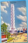Click to view larger image of Giant Havoline Thermometer Postcard (Chicago Fair) (Image1)