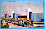 General Exhibits Group Postcard (Chicago World's Fair)