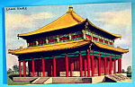 Lama Temple Postcard (Chicago World's Fair)