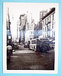 Click here to enlarge image and see more about item 9989: 1939 South View of 23rd & Broadway, New York City Photo