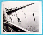 Click here to enlarge image and see more about item 9993: 1939 Photograph Of New York's Coney Island Beach
