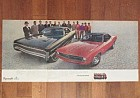 1969 Plymouth Automobile w/Sport Fury & Barracuda
