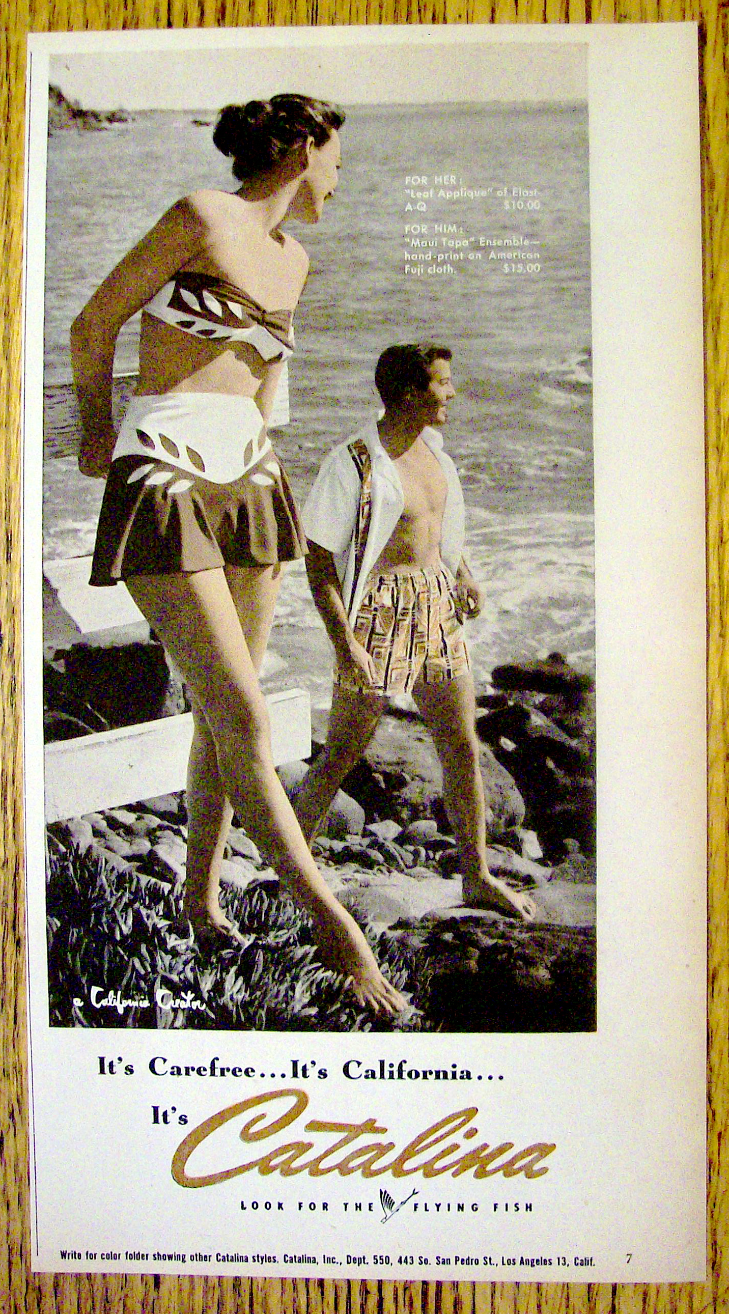 c228970241 1948 Catalina Swimwear (Clothing) at Ads By Dee