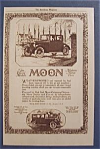 Vintage Ad: 1920 Moon Motor Car Co. (Image1)