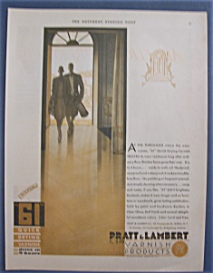 "1930 Pratt & Lambert ""61"" Quick Drying Varni (Image1)"