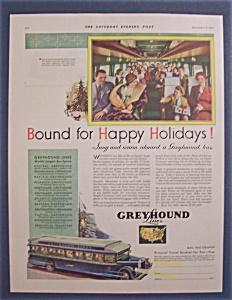 Vintage Ad: 1931 Greyhound Lines (Image1)
