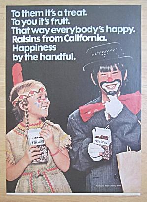 1975 California Raisins with Children in Costumes  (Image1)