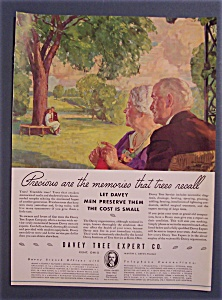 Vintage Ad: 1937 Davey Tree Expert Company (Image1)