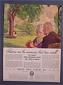 Vintage Ad: 1937 Davey Tree Expert Company (Image1)