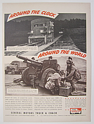 1942 General Motors Truck & Coach w/Military Venicles (Image1)