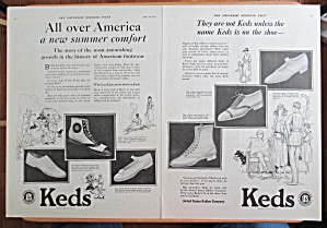 1922 Keds Shoes with a Variety of Different Shoes  (Image1)