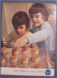1965 Pillsbury Biscuits