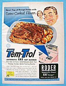 Vintage Ad: 1957 Roper Tem-Trol (Image1)