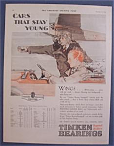 1929  Timken Tapered Roller Bearings (Image1)
