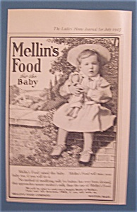 1907  Mellin's  Baby  Food (Image1)