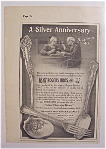 1911  1847 Rogers Bros. Silverware (Image1)