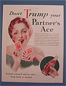 Vintage Ad: 1933  Coca - Cola (Image1)