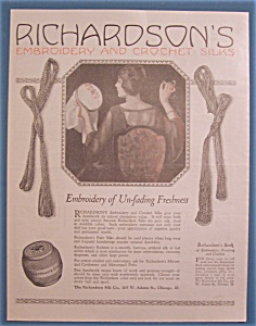1922  Richardson's Embroidery & Crochet Silks (Image1)