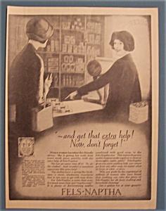 1926  Fels - Naptha  Soap (Image1)