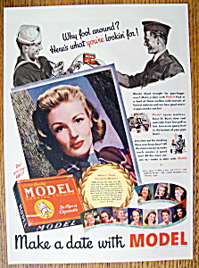 1943 Model Smoking Tobacco with Pick Your Model  (Image1)