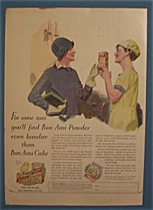 Vintage Ad: 1927 Bon Ami (Image1)