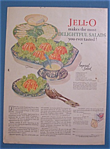 1927 Jell - O By Giro