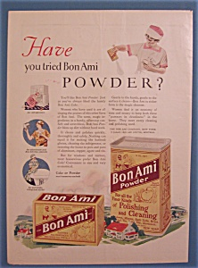 1926  Bon Ami Powder or Cake (Image1)