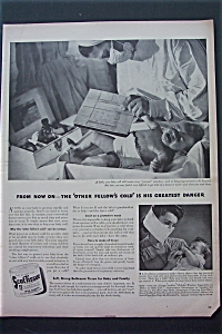 1943 Scottissue Toilet Paper with Nurse & Baby  (Image1)