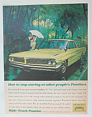 1960's Wide Track Pontiac with The Catalina  (Image1)
