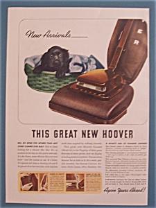 Vintage Ad: 1940  Hoover (Image1)