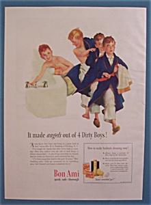 Vintage Ad: 1939 Bon Ami (Image1)