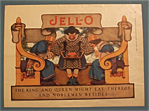 1922 Jell-o By Maxfield Parrish