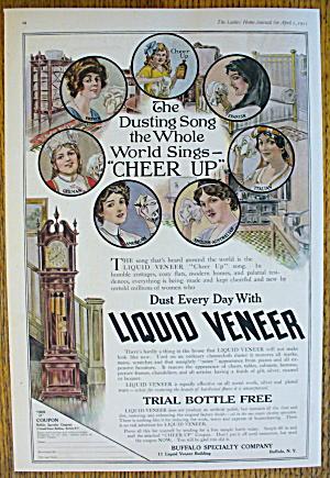 """1911 Liquid Veneer w/ Dusting Song """"Cheer Up"""" (Image1)"""