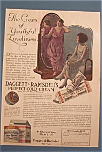 1919  Daggett & Ramsdell's Perfect Cold Cream (Image1)
