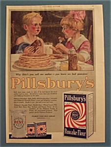 1919  Pillsbury's Pancake Flour (Image1)