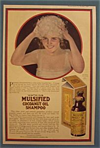 1920  Mulsified  Cocoanut  Oil  Shampoo (Image1)