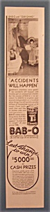 Vintage Ad: 1931 Bab-O with Hal Roach's Our Gang (Image1)