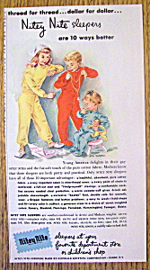 1950 Nitey Nite Sleepers By E. Anderson (Image1)