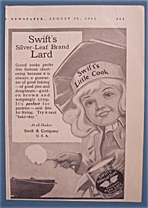1913  Swift's  Silver-Leaf Brand Lard (Image1)