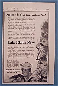 1913  United States Navy (Image1)