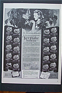 1943  Keepsake  Diamond  Ring (Image1)
