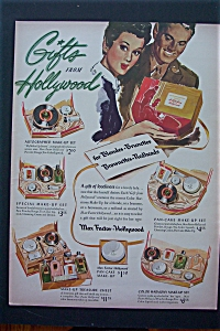 1943 Max Factor with Gifts From Hollywood (Image1)